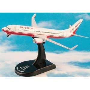 Boeing 737 800 Air Berlin (1:300) Model Power Planes: Toys