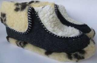 WOMENS SHEEPSKIN SHOES BOOTS/SLIPPERS 100% PURE SHEEP WOOL WINTER WARM