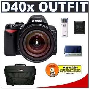High Speed USB 2.0 Card Reader + Nikon SLR Gadget Bag