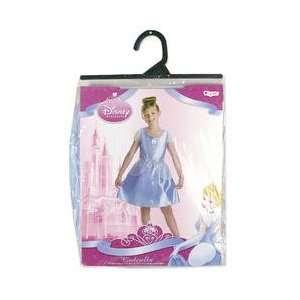 Disney Princess Cinderella Toddler Kid Costume Size Small