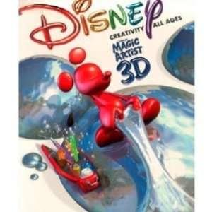 Magic Artist 3D: Software