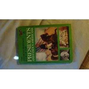 Adams, Andrew Jackson, Martin Van Buren American Heritage Books