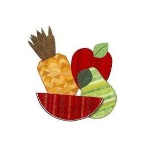 Pieced Tree Juicy Fruit Pattern from Pieced Tree Pattern