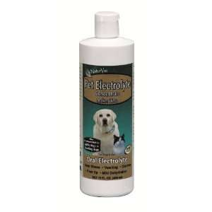 Pet Electrolyte   Concentrate For Dogs & Cats   16 oz