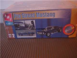 AMT/ERTL Pro Street Ford Mustang 1/25 Factory Sealed