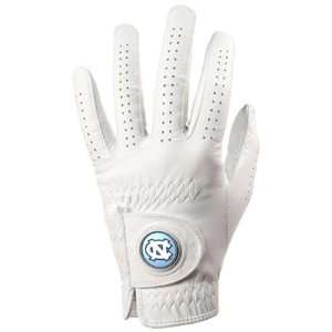 North Carolina Tar Heels UNC NCAA Left Handed Golf Glove Medium