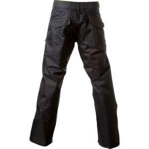 PANTS Large Black/Anthracite Slim Fit, Boot Cut snowboard ski
