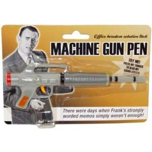 Machine Gun Pen Case Pack 12: Home & Kitchen