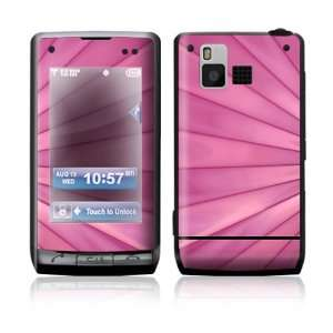 LG Dare VX9700 Skin Sticker Decal Cover   Pink Lines