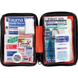 107 Piece Outdoor Medical Kit, Softpack Case