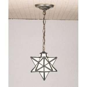 9W Moravian Star Mini Pendant