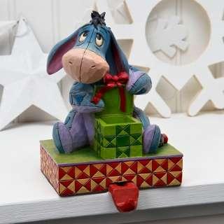 DISNEY TRADITIONS Christmas Figurine (4023539)   Eeyore Stocking