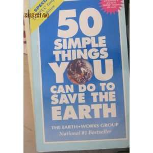 Things You Can Do to Save The Earth: The Earthworks Group: Books