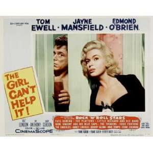 The Girl Cant Help It Movie Poster (11 x 14 Inches   28cm