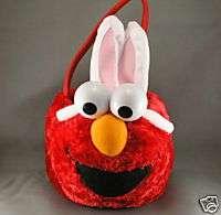 Elmo Plush Easter Basket
