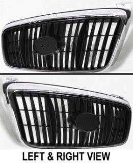 New Grille Assembly Chrome shell black insert 863502D070 Sedan Car