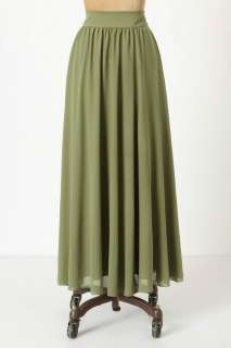 ANTHROPOLOGIE Lengthening Rays Skirt By Edme & Esyllte NWT Various