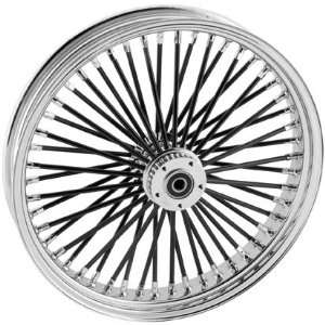 Ride Wright Wheels Inc 18x5.5 Rear Wheel   FAT 50 Chrome w