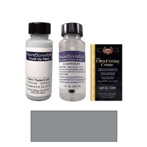 Oz. Medium Gray Metallic Paint Bottle Kit for 1993 Chevrolet All