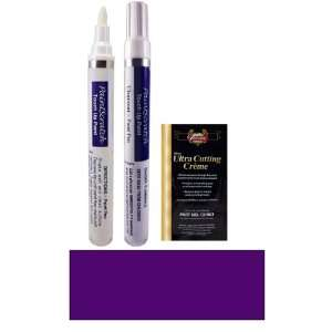 1/2 Oz. Dark Purple Pearl Metallic Paint Pen Kit for 1999