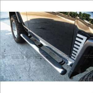 Black Horse Stainless Steel Nerf Bars 07 11 Toyota Tundra: Automotive
