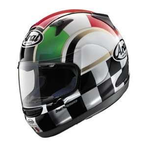 RX Q Italian Flag Full Face Motorcycle Riding Race Helmet  Italy Flag