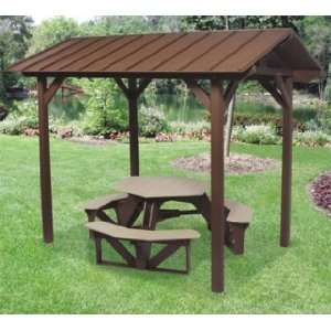 Recycled Plastic Shelter Patio, Lawn & Garden