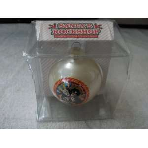KISS (Rock and Roll Over 1997) Christmas Ornament