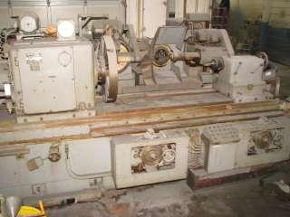 Jones & Lamson 36x72 Internal External Thread Grinder