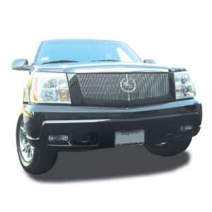 Billet Grille Insert   Vertical, for the 2002 Cadillac Escalade EXT