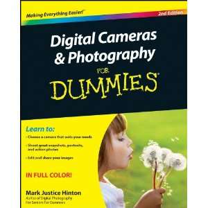Photography For Dummies (9780470942291) Mark Justice Hinton Books