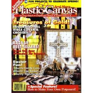 Plastic Canvas and More (April 1994 Vol. 2. No. 2) House