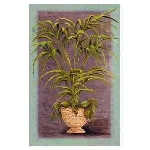 Jarrones Plantas II Poster Print: Home & Kitchen