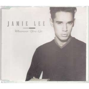 WHEREVER YOU GO CD BELGIAN ARS 1996: JAMIE LEE: Music