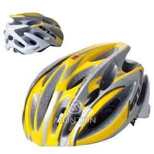 GUB 99 yellow / gray helmet / one forming the ultra light