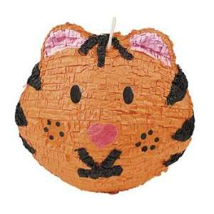 Tiger Piata   Party Decorations & Pinatas