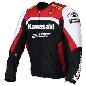 Joe Rocket Kawasaki Replica Mesh Jacket