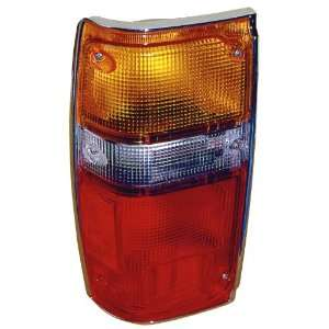 84 88 Toyota Pick up Tail Light Assembly ~ Left (Drivers