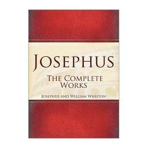 Josephus The Complete Works Publisher www.bnpublishing.net Josephus