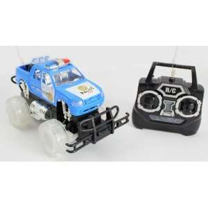 RC Police Ford Explorer Full Function Remote Control Ford