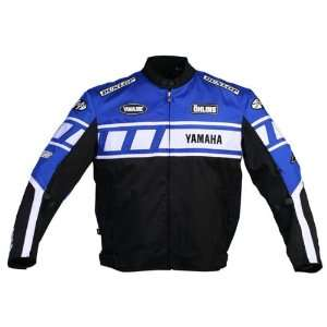 Joe Rocket Yamaha Champion Superstock Jacket   Color  black   Size