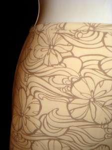PATAGONIA Water Girl Floral Print Skirt Medium