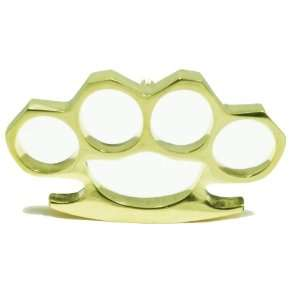 100% REAL Brass Knuckles: Kitchen & Dining