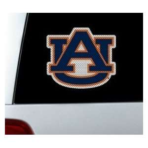 Auburn Tigers Die Cut Window Film   Large Sports