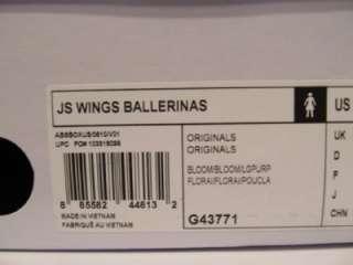 Adidas ObyO Jeremy Scott JS Wings Ballerinas Ballerina Flat Shoes