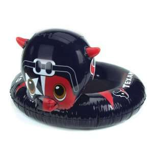 Houston Texans 24 Toddler Mascot Pool Float/Inner Tube   NFL Football