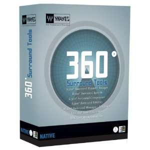 Waves 360 Surround Tools Native: Musical Instruments