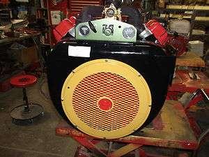 WISCONSIN V465D STUMP GRINDER OR CHIPPER ENGINE