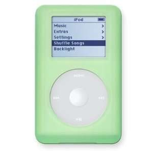Audio Outfitters Lime Green Skin Case  Players