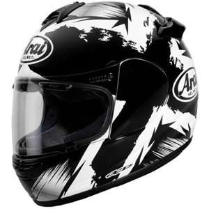 Arai Vector 2 Motorcycle Helmet   Marker Black Large